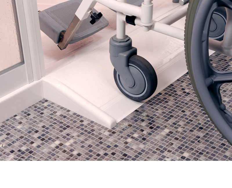 Contour Showers | UK Specialists in Disabled Showers - Dove ...
