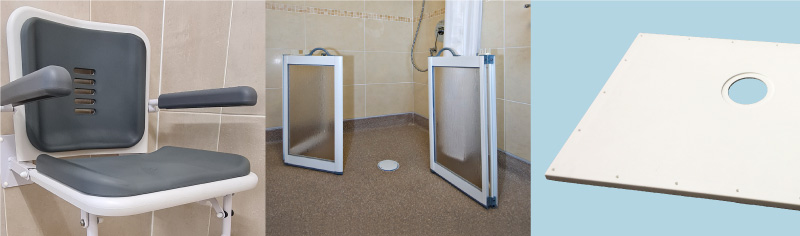 Contour Showers | Disabled wetroom specialists