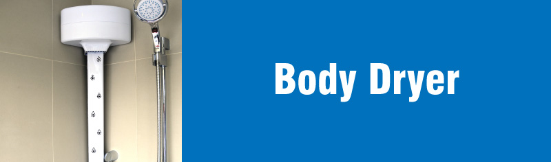 Body Dryer banner image