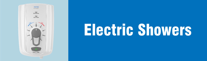 Electric Showers banner image
