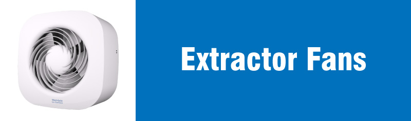 Extractor Fans banner image