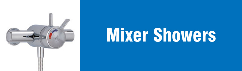 Mixer Showers banner image