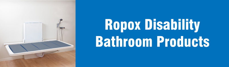 Ropox Disability Bathroom Products banner image