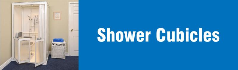 Shower Cubicles banner image