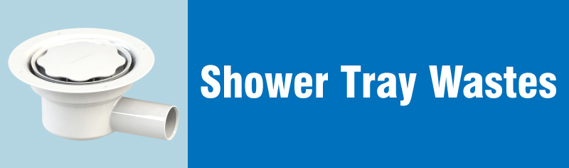 Shower Tray Wastes banner image