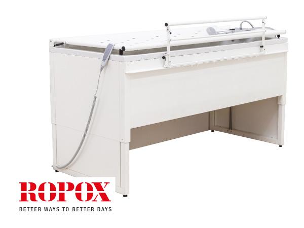 Ropox Adjustable Height Bath