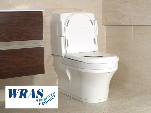 Closomat Palma Vita Wash & Dry Toilet