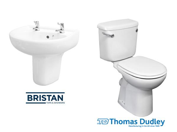 Wash Hand Basins & Toilets