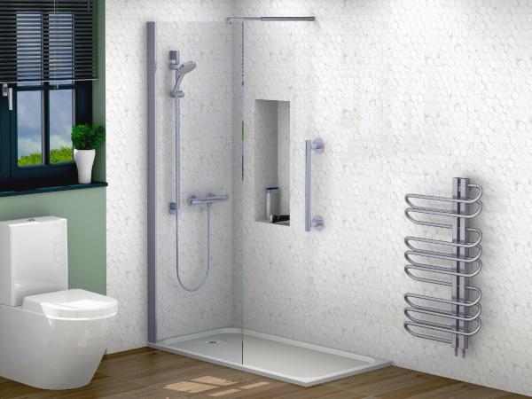 Opulence Wet Room Shower Screens