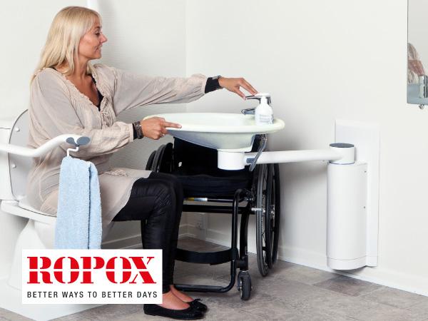 Ropox Swingline Washbasin