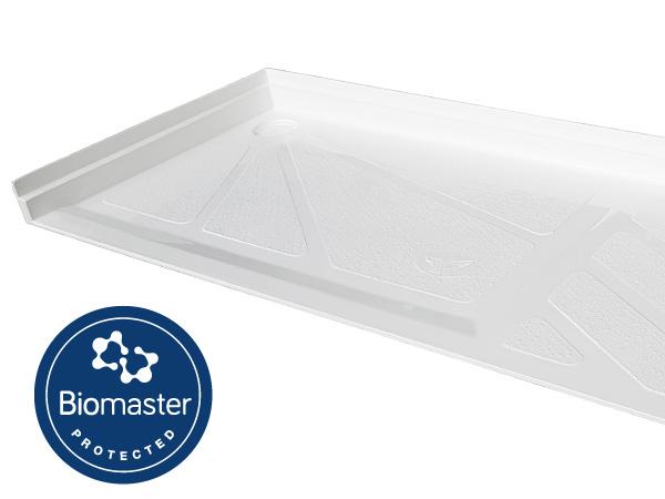 Sandmartin, Kingfisher & Kite Level Access Shower Trays