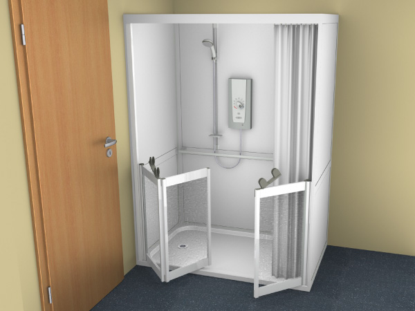 Full Shower Cubicle 1