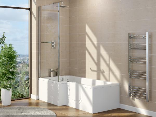 Walk In Baths & Assistive Baths